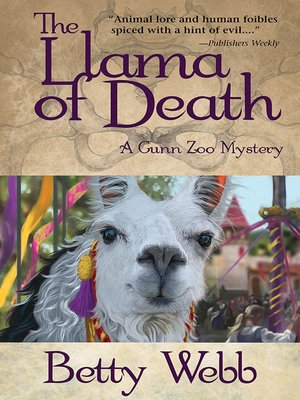 cover image of The Llama of Death