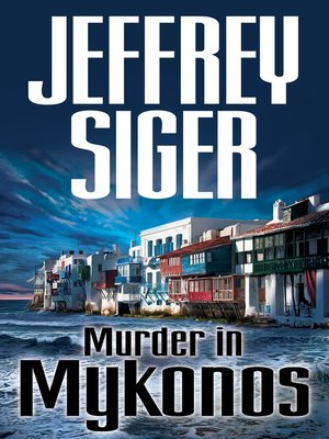 cover image of Murder in Mykonos