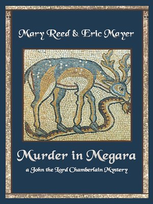 cover image of Murder in Megara