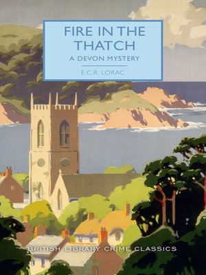 cover image of Fire in the Thatch