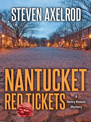 cover image of Nantucket Red Tickets