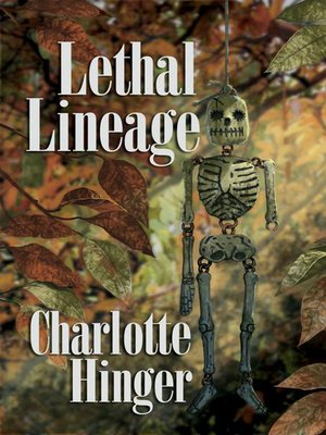 cover image of Lethal Lineage