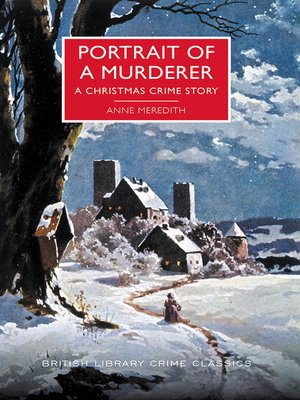 cover image of Portrait of a Murderer