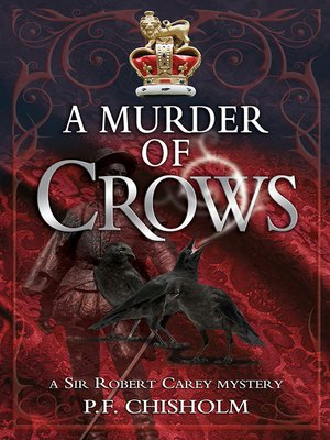 cover image of A Murder of Crows