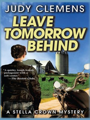 cover image of Leave Tomorrow Behind