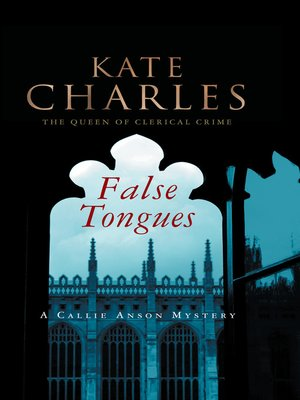 cover image of False Tongues