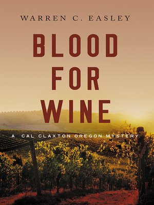 cover image of Blood for Wine