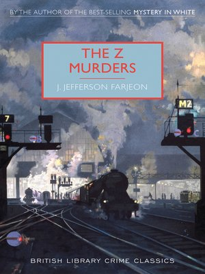 cover image of The Z Murders