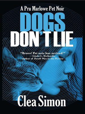 cover image of Dogs Don't Lie