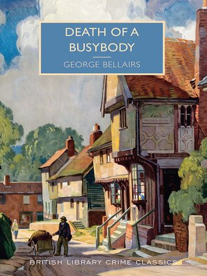 cover image of Death of a Busybody