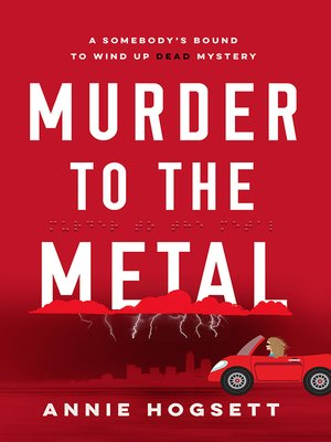 cover image of Murder to the Metal