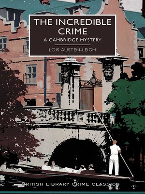 cover image of The Incredible Crime