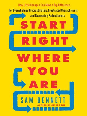 cover image of Start Right Where You Are