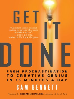 cover image of Get It Done
