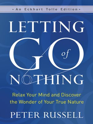cover image of Letting Go of Nothing