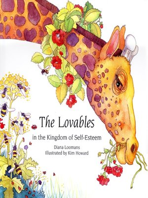 cover image of The Lovables in the Kingdom of Self-Esteem