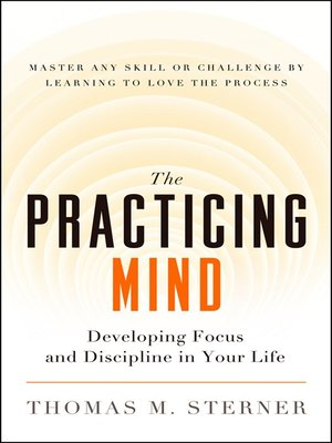 cover image of The Practicing Mind