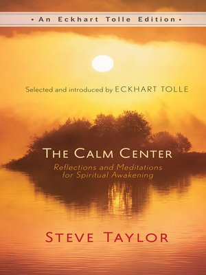 cover image of The Calm Center