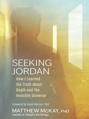 cover image of Seeking Jordan