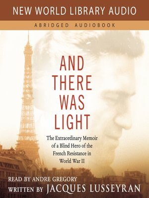 cover image of And There Was Light