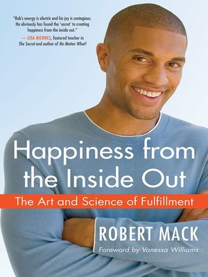 cover image of Happiness from the Inside Out