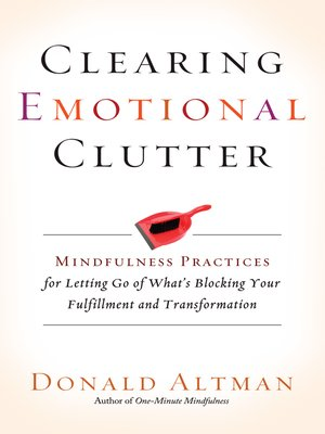 cover image of Clearing Emotional Clutter