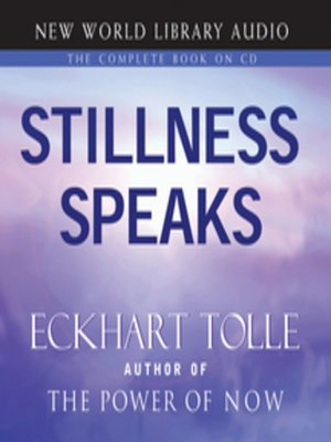 cover image of Stillness Speaks