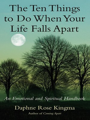 cover image of The Ten Things to Do When Your Life Falls Apart