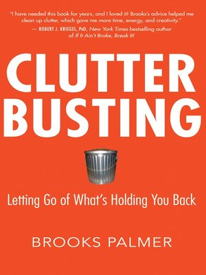 cover image of Clutter Busting