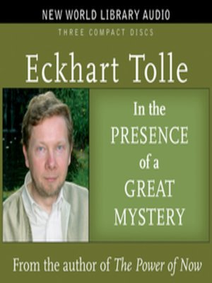 cover image of In the Presence of a Great Mystery