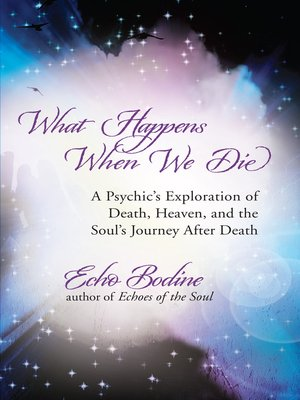 cover image of What Happens When We Die