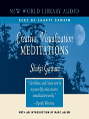 cover image of Creative Visualization Meditations