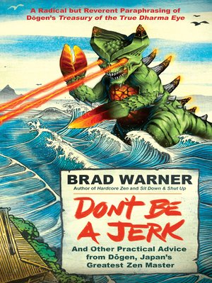 cover image of Don't Be a Jerk