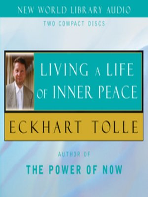 cover image of Living a Life of Inner Peace