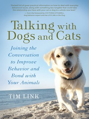 cover image of Talking with Dogs and Cats