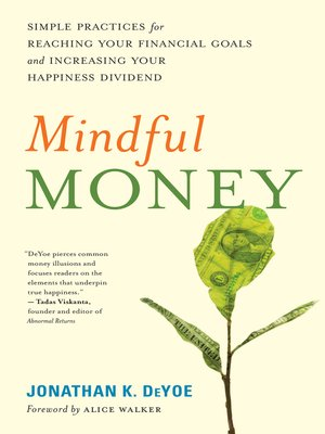 cover image of Mindful Money