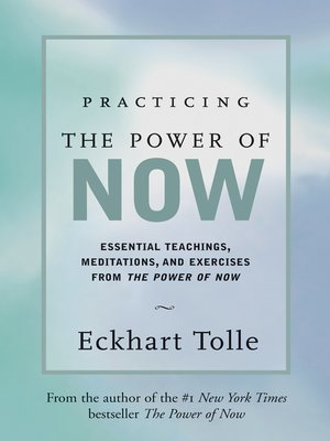 cover image of Practicing the Power of Now
