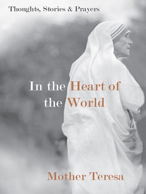 cover image of In the Heart of the World