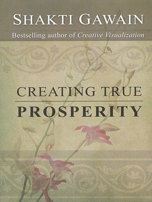 cover image of Creating True Prosperity