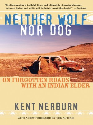 cover image of Neither Wolf nor Dog