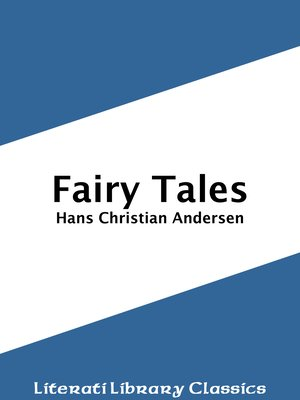 cover image of Fairy Tales, Hans Christian Andersen