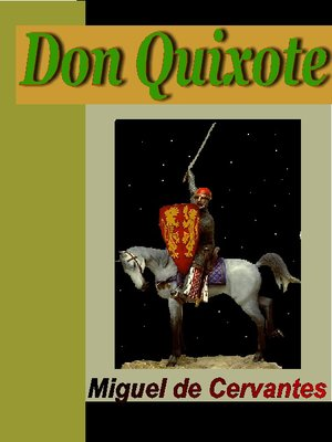 cover image of Don Quixote