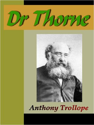 cover image of Dr. Thorne