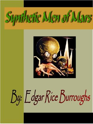 cover image of Synthetic Men of Mars