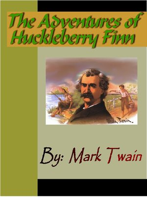 cover image of The Adventures of Hucklberry Finn