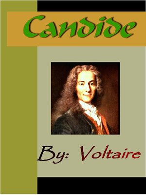 cover image of Voltaire:  Candide