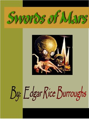 cover image of Swords of Mars