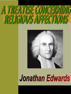 cover image of A Treatise Concerning Religious Affections
