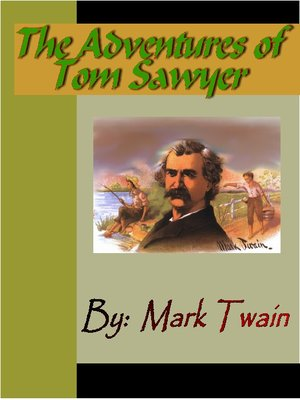 cover image of The Adverntures of Tom Sawyer
