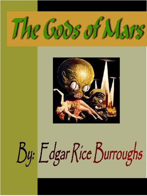 cover image of The Gods of Mars